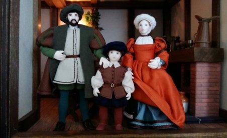 The Tudor Merchant Family